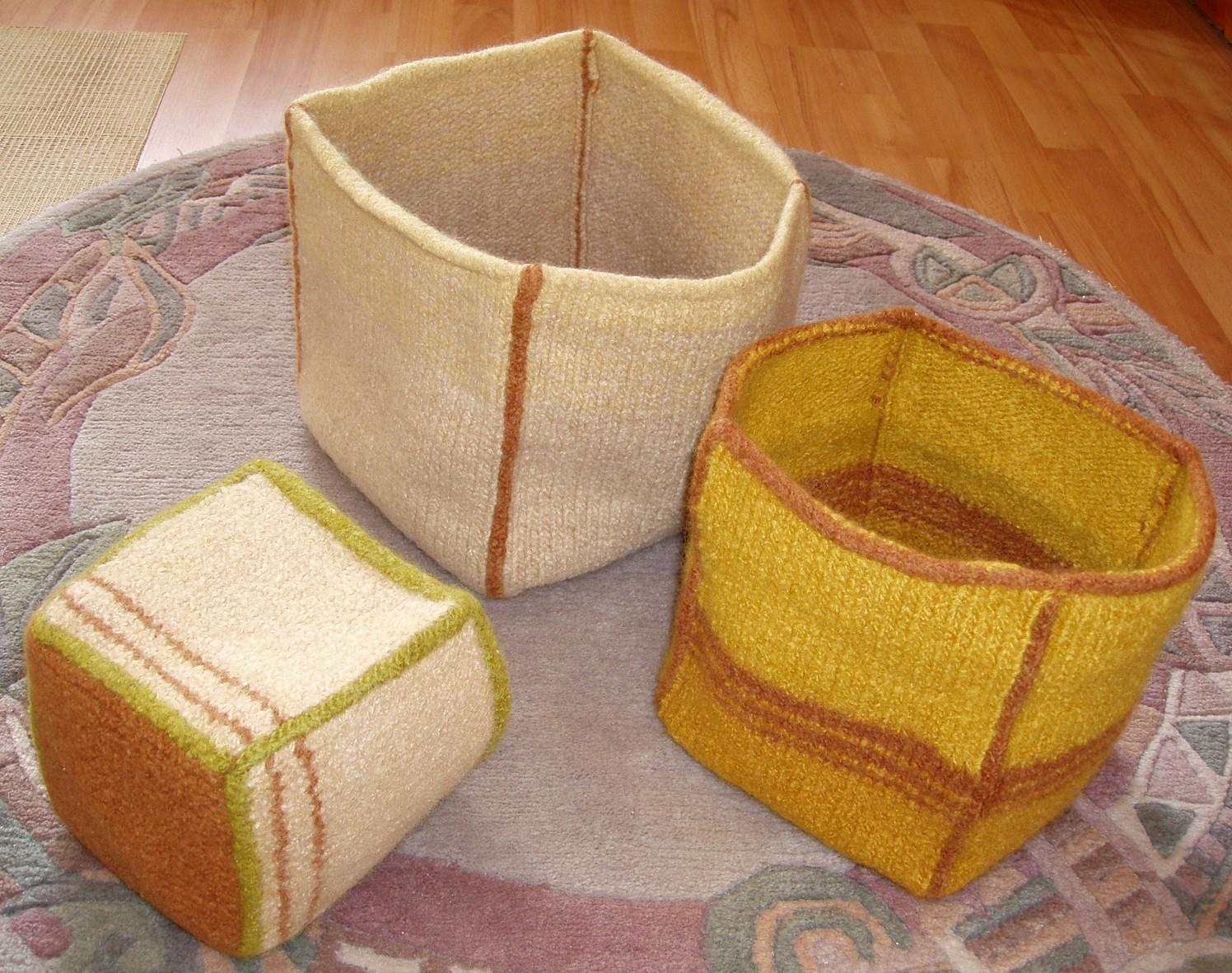 Kurve, strikket og valket
